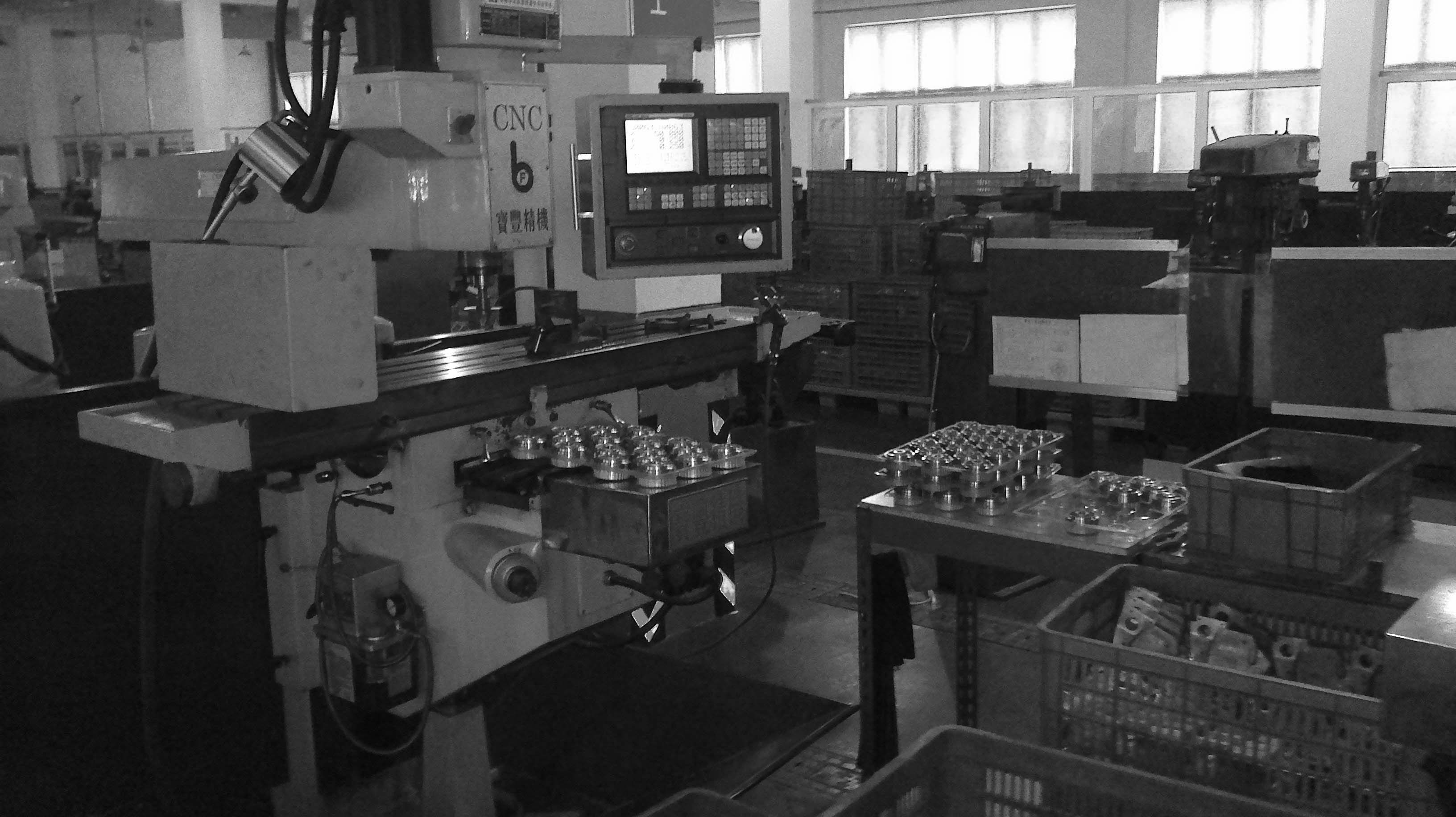 offshore manufacturing CNC center