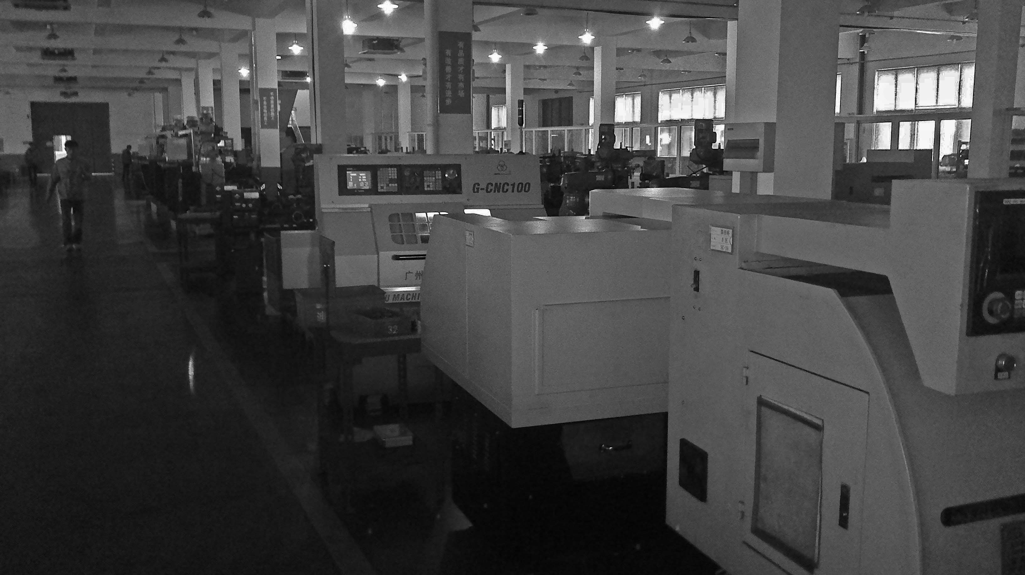 offshore manufacturing CNC centers