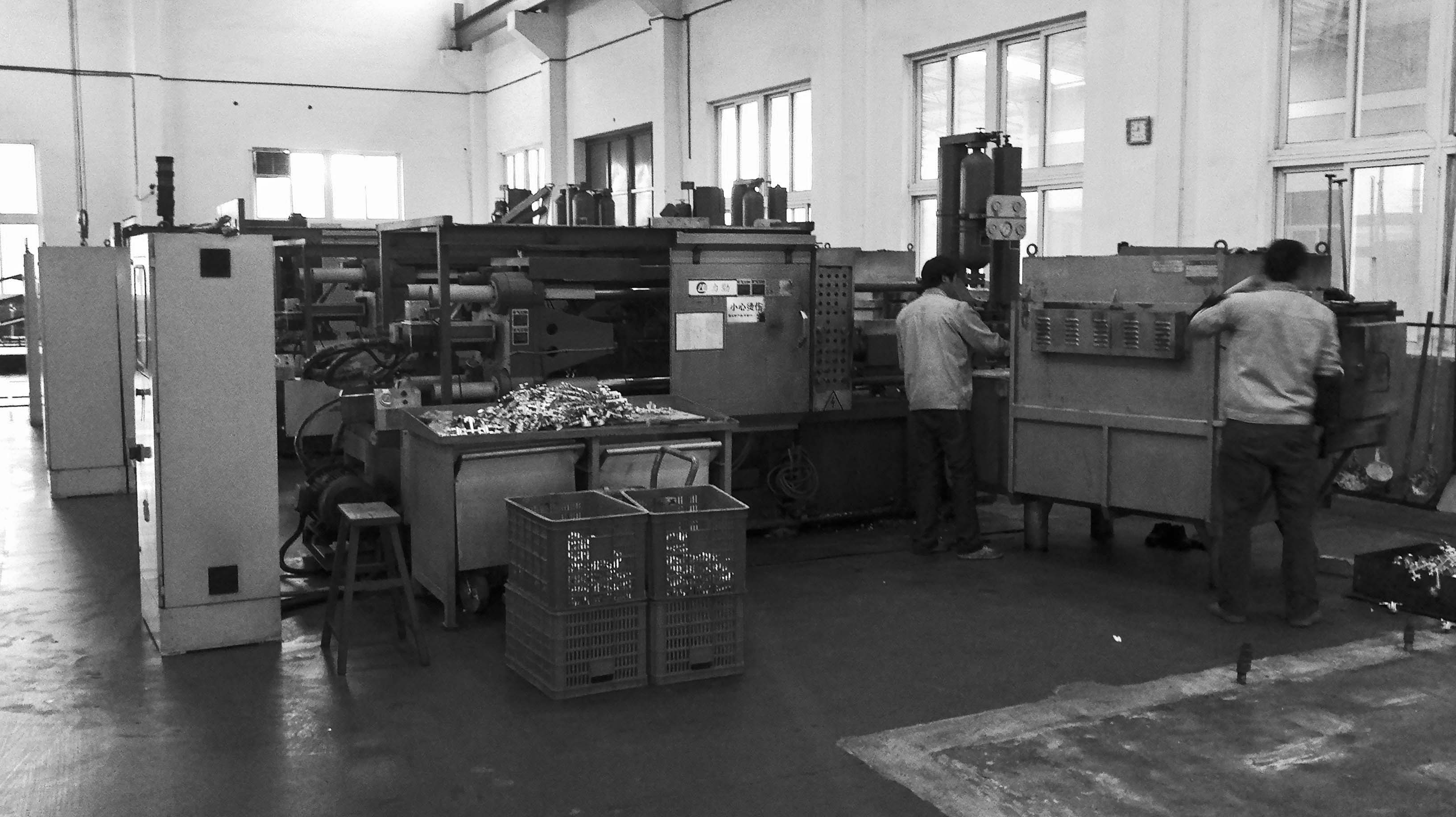 offshore-manufacturing-die casting-machine
