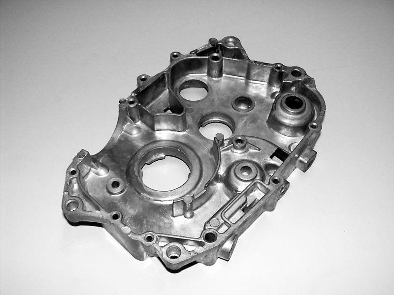 overseas manufacturing die casting engine