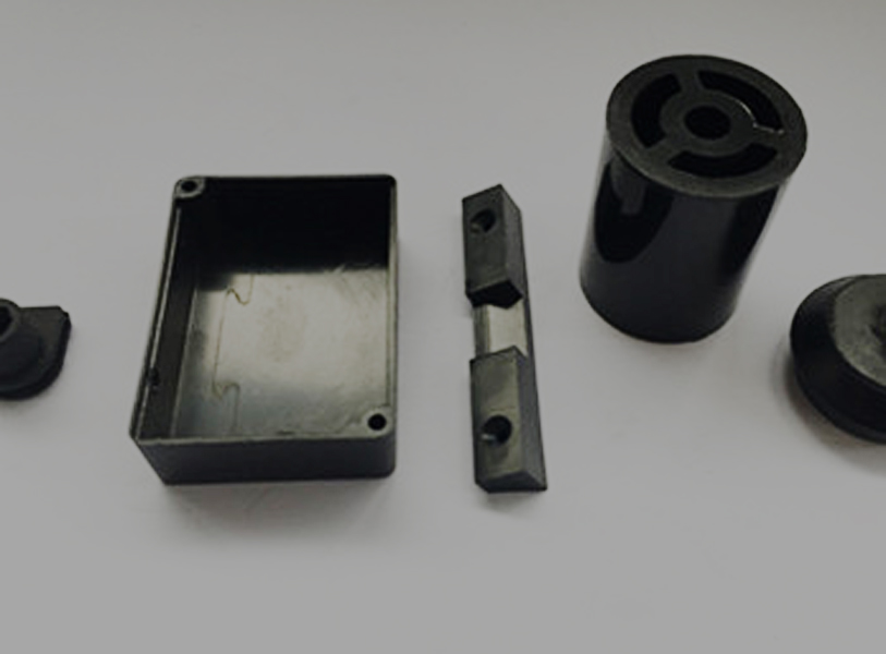 overseas manufacturing injection molding fittings and housing